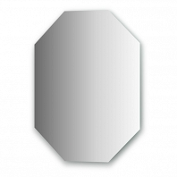 Зеркало со шлифованной кромкой Evoform Primary 60х80см