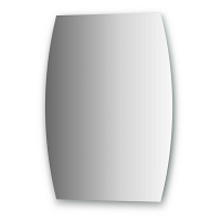 Зеркало со шлифованной кромкой Evoform Primary 55х75см