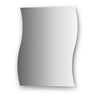 Зеркало со шлифованной кромкой Evoform Primary 45х55см