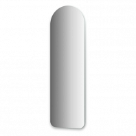 Зеркало со шлифованной кромкой Evoform Primary 45х150см