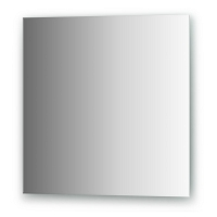 Зеркало с фацетом 5мм Evoform Standard 60х60см