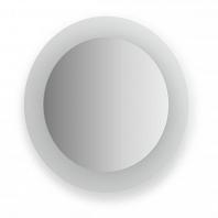 Зеркало с матированными частями Evoform Fashion 50х50см