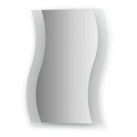 Зеркало с матированными частями Evoform Fashion 50х65см