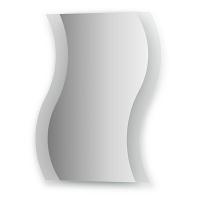 Зеркало с матированными частями Evoform Fashion 60х75см