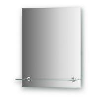 Зеркало с полочкой и фацетом Evoform Attractive 40х50см