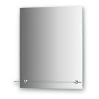 Зеркало с полочкой и фацетом Evoform Attractive 50х60см