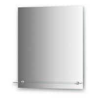 Зеркало с полочкой и фацетом Evoform Attractive 60х70см