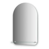 Зеркало с полочкой Evoform Optima 50х80см