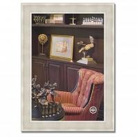 Зеркало в багетной раме Evoform Definite 54х74см