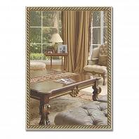 Зеркало в багетной раме Evoform Definite 48х68см