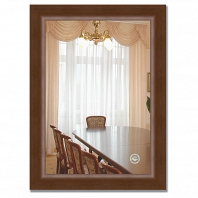 Зеркало в багетной раме Evoform Definite 56х76см