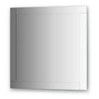 Зеркало с зеркальным обрамлением Evoform Style 70х70см