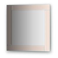 Зеркало с зеркальным обрамлением Evoform Style 50х50см