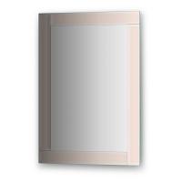 Зеркало с зеркальным обрамлением Evoform Style 50х70см