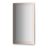 Зеркало с зеркальным обрамлением Evoform Style 50х90см