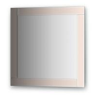 Зеркало с зеркальным обрамлением Evoform Style 60х60см