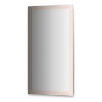 Зеркало с зеркальным обрамлением Evoform Style 70х130см