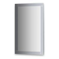 Зеркало с зеркальным обрамлением Evoform Style 60х100см