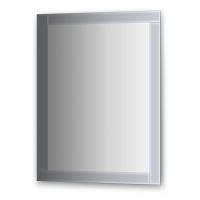 Зеркало с зеркальным обрамлением Evoform Style 70х90см