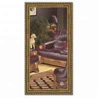 Зеркало в багетной раме Evoform Definite 54х104см
