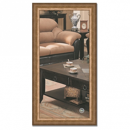 Зеркало в багетной раме Evoform Definite 56х106см BY 1060