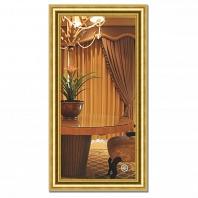 Зеркало в багетной раме Evoform Definite 56х106см