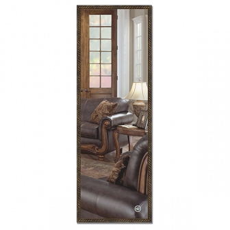 Зеркало в багетной раме Evoform Definite 48х138см BY 1062