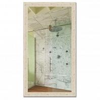 Зеркало в багетной раме Evoform Definite 63х113см