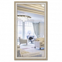 Зеркало в багетной раме Evoform Definite 65х115см