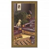 Зеркало в багетной раме Evoform Definite 64х114см