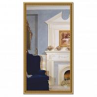 Зеркало в багетной раме Evoform Definite 72х132см