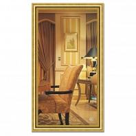 Зеркало в багетной раме Evoform Definite 76х136см