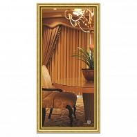 Зеркало в багетной раме Evoform Definite 76х156см