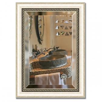 Зеркало в багетной раме с фацетом Evoform Exclusive 53х73см BY 1122