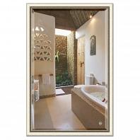 Зеркало в багетной раме с фацетом Evoform Exclusive 113х173см