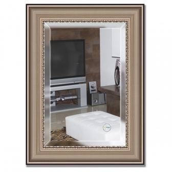 Зеркало в багетной раме с фацетом Evoform Exclusive 56х76см BY 1225