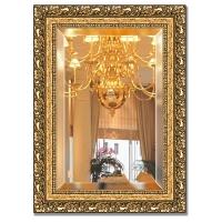 Зеркало в багетной раме с фацетом Evoform Exclusive 55х75см
