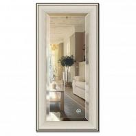 Зеркало в багетной раме с фацетом Evoform Exclusive 58х118см