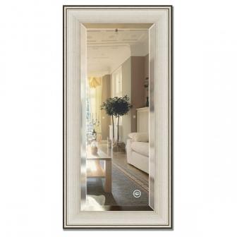 Зеркало в багетной раме с фацетом Evoform Exclusive 58х118см BY 1246