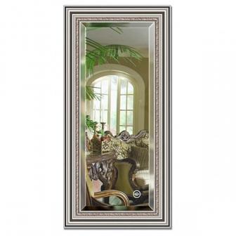 Зеркало в багетной раме с фацетом Evoform Exclusive 56х116см BY 1247