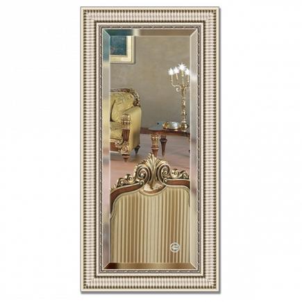Зеркало в багетной раме с фацетом Evoform Exclusive 57х117см BY 1248