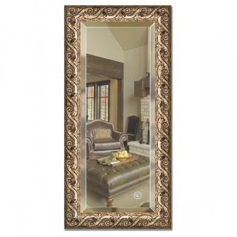 Зеркало в багетной раме с фацетом Evoform Exclusive 56х116см BY 1249