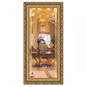 Зеркало в багетной раме с фацетом Evoform Exclusive 55х115см BY 1250