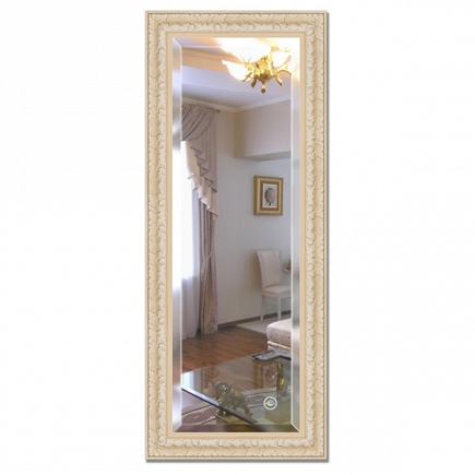 Зеркало в багетной раме с фацетом Evoform Exclusive 55х135см BY 1252