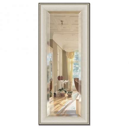Зеркало в багетной раме с фацетом Evoform Exclusive 58х138см BY 1256