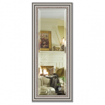 Зеркало в багетной раме с фацетом Evoform Exclusive 56х136см BY 1257