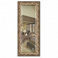 Зеркало в багетной раме с фацетом Evoform Exclusive 56х136см
