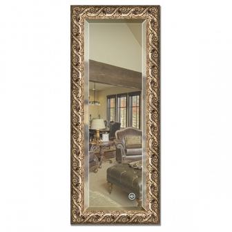 Зеркало в багетной раме с фацетом Evoform Exclusive 56х136см BY 1259