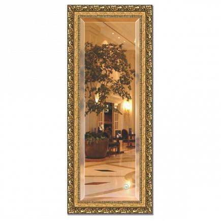 Зеркало в багетной раме с фацетом Evoform Exclusive 55х135см BY 1260