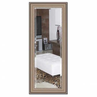 Зеркало в багетной раме с фацетом Evoform Exclusive 61х146см BY 1265